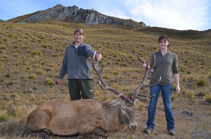 New Zealand Hunting Packages