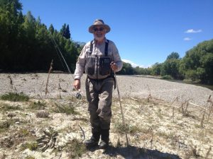 Paul Brown Fly Fisher