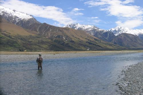 Flyfishing in NZ