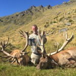 Hunt Red Stag with Telford Hunting NZ Ltd