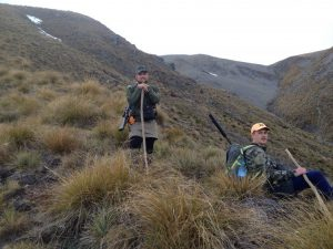 high country hunting
