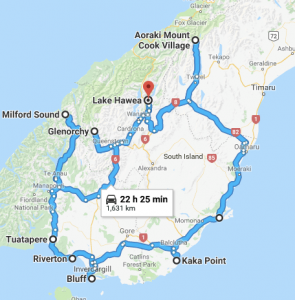 Tour NZ with a Driver Guide